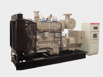 CUMMINS 120KW Natural Gas Generator Set from China