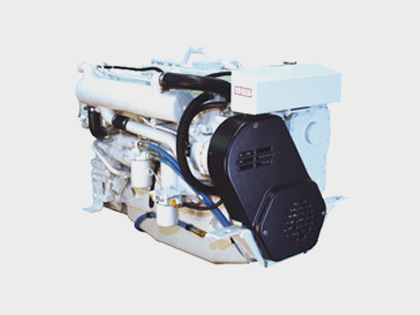 CUMMINS 6LTAA8.9-GM200(IMO) Diesel Engine for Marine from China
